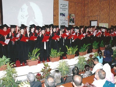 Remises des diplômes